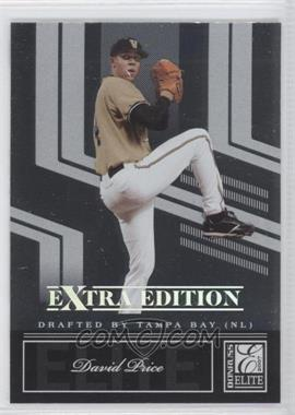 2007 Donruss Elite Extra Edition - [Base] #5 - David Price