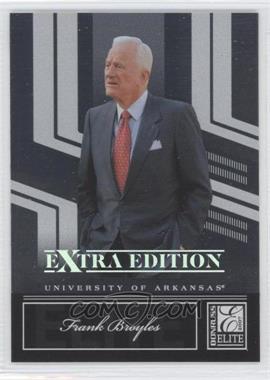 2007 Donruss Elite Extra Edition - [Base] #70 - Frank Broyles
