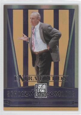 2007 Donruss Elite Extra Edition - School Colors #SC-19 - Dale Brown /1500