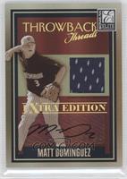 Matt Dominguez /100
