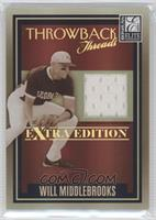 Will Middlebrooks /500