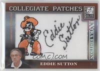 Eddie Sutton /250