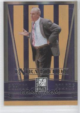 2007 Donruss Elite Extra Edition School Colors #SC-19 - Dale Brown /1500