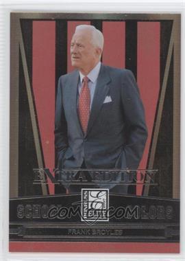 2007 Donruss Elite Extra Edition School Colors #SC-20 - Frank Broyles /1500