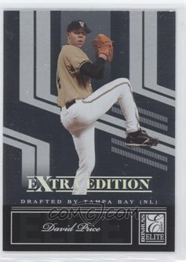 2007 Donruss Elite Extra Edition #5 - David Price