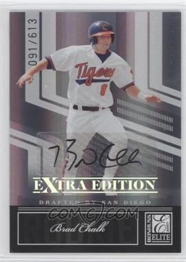 2007 Donruss Elite Extra Edition #94 - Brad Chalk /613