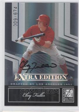 2007 Donruss Elite Extra Edition #97 - Clay Fuller /674