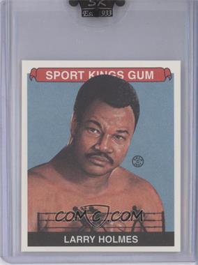 2007 Sportkings Series A - [Base] - Mini #15 - Larry Holmes