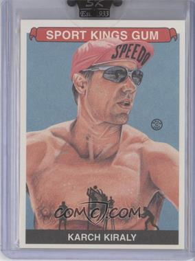 2007 Sportkings Series A - [Base] #17 - Karch Kiraly