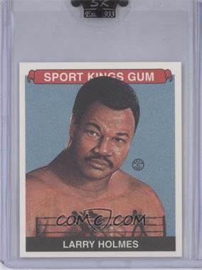 2007 Sportkings Series A Mini #15 - Larry Holmes