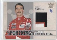 Nigel Mansell /6