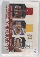 Dominique Wilkins, Magic Johnson, Larry Bird /3
