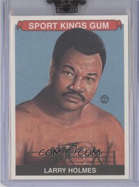 2007 Sportkings Series A #15 - Larry Holmes