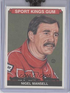 2007 Sportkings Series A #22 - Nigel Mansell