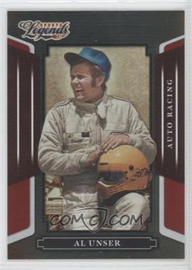 2008 Donruss Americana Sports Legends - [Base] - Mirror Red #116 - Al Unser /250