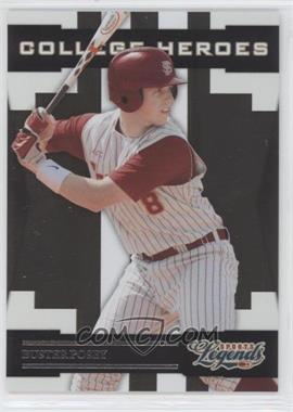 2008 Donruss Americana Sports Legends - College Heroes #CH-8 - Buster Posey /1000