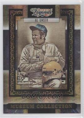 2008 Donruss Americana Sports Legends - Museum Collection - Gold #MC-27 - Al Unser /100