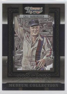 2008 Donruss Americana Sports Legends - Museum Collection #MC-34 - Cale Yarborough /1000