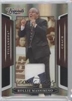 Rollie Massimino /1