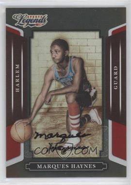 2008 Donruss Americana Sports Legends Mirror Red Signatures [Autographed] #42 - Marques Haynes /337