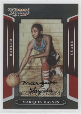 2008 Donruss Americana Sports Legends Mirror Red Signatures [Autographed] #42 - Marques Haynes /337