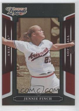 2008 Donruss Americana Sports Legends Mirror Red #123 - Jennie Finch /250