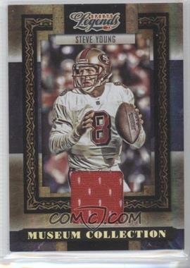 2008 Donruss Americana Sports Legends Museum Collection Materials [Memorabilia] #MC-14 - Steve Young /250