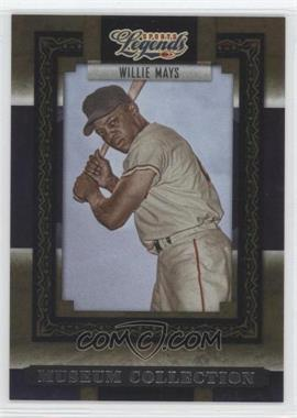 2008 Donruss Americana Sports Legends Museum Collection #MC-17 - Willie Mays /1000