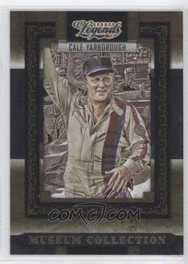 2008 Donruss Americana Sports Legends Museum Collection #MC-34 - Cale Yarborough /1000