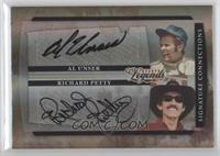 Richard Petty, Al Unser /100