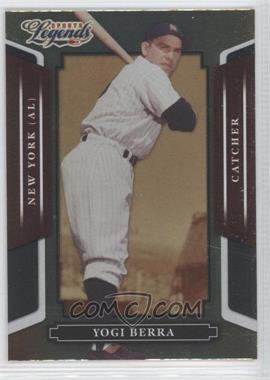 2008 Donruss Americana Sports Legends #60 - Yogi Berra