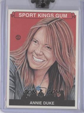 2008 Sportkings Series B - [Base] #107 - Annie Duke