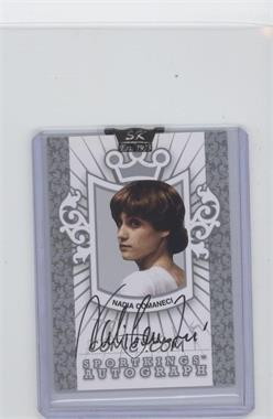 2008 Sportkings Series B Autographs Silver [Autographed] #A-NC - [Missing]