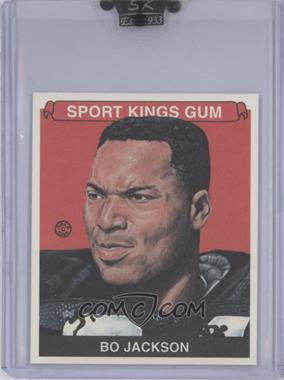 2008 Sportkings Series B Mini #101 - Bo Jackson