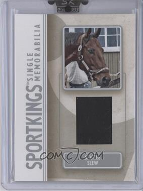 2008 Sportkings Series B Single Memorabilia Silver #SM-38 - [Missing]