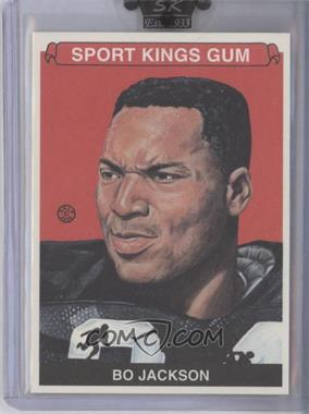 2008 Sportkings Series B #101 - Bo Jackson