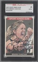 Brandi Chastain [SGC AUTHENTIC AUTO]