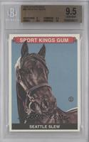 Seattle Slew [BGS 9.5]