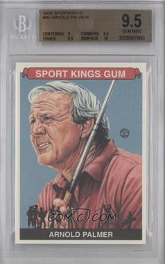 2008 Sportkings Series B #95 - Arnold Palmer [BGS 9.5]