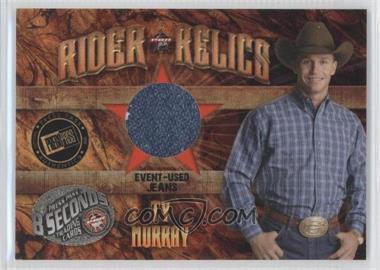 2009 Press Pass 8 Seconds Rider Relics #RR-TM2 - [Missing]