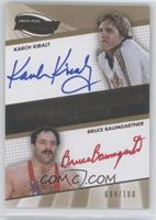Karch Kiraly, Bruce Baumgartner /100