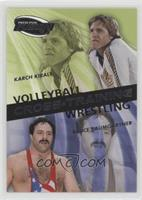 Karch Kiraly, Bruce Baumgartner