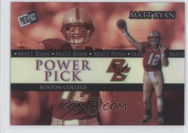 2009 Press Pass Fusion [???] #PP2 - Matt Ryan