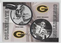 Doug Williams, Willis Reed