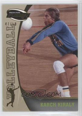 2009 Press Pass Fusion Gold #84 - [Missing] /50