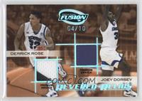 Derrick Rose, Joey Dorsey /10