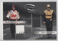 Malcolm Kelly, Greg Biffle, Matt Kenseth /65