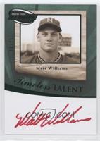 Matt Williams /50