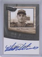 Matt Williams /150