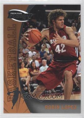 2009 Press Pass Fusion #26 - Robin Lopez